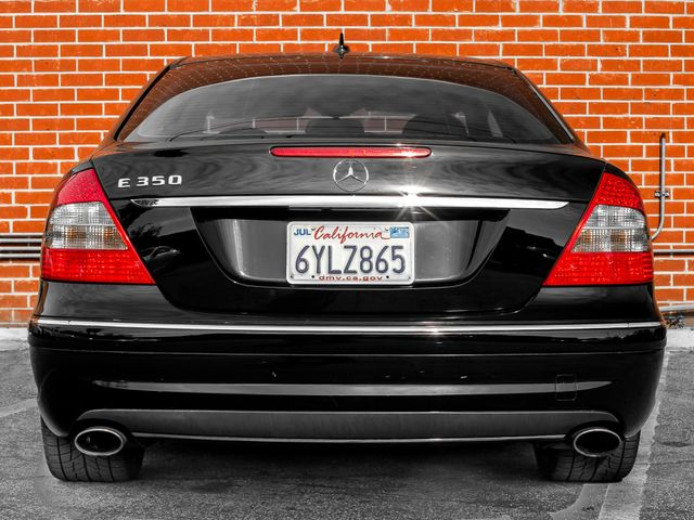 2009 Mercedes-Benz E350 Luxury 3.5L Burbank, CA 2
