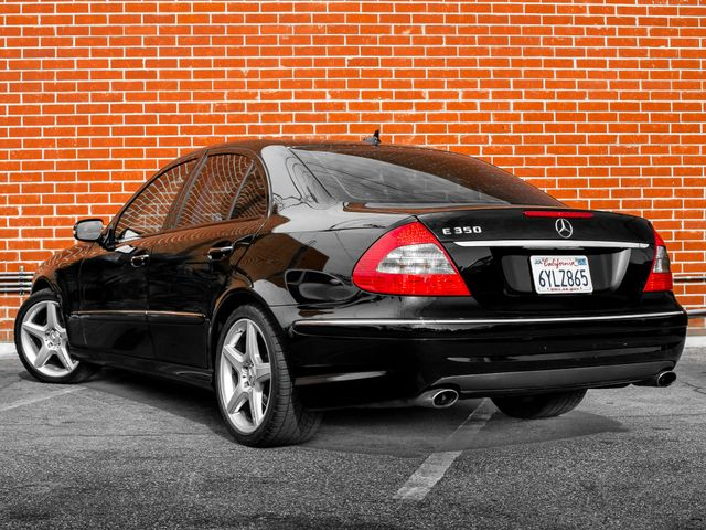2009 Mercedes-Benz E350 Luxury 3.5L Burbank, CA 7