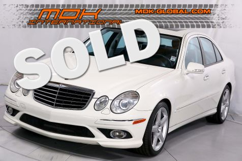 2009 Mercedes-Benz E350 Sport - AMG Appearance - Navigation - Bluetooth in Los Angeles