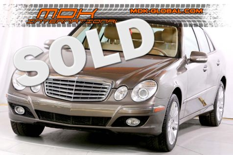 2009 Mercedes-Benz E350 Luxury - 4Matic AWD - Pano roof - P1 pkg in Los Angeles