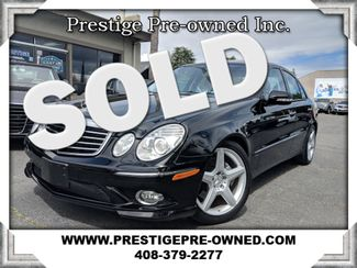 2009 Mercedes-Benz E350 SPORT 3.5L ((**NAVIGATION/MOONROOF/HEATED SEATS*)  in Campbell CA