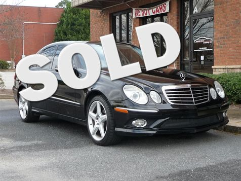2009 Mercedes-Benz E350 Sport 3.5L in Flowery Branch, Georgia