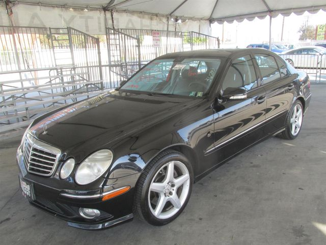 2009 Mercedes-Benz E350 Luxury 3.5L Gardena, California