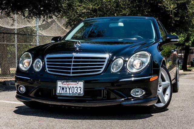 2009 Mercedes-Benz E350 Sport 3.5L Reseda, CA 2