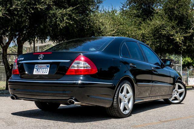2009 Mercedes-Benz E350 Sport 3.5L Reseda, CA 9