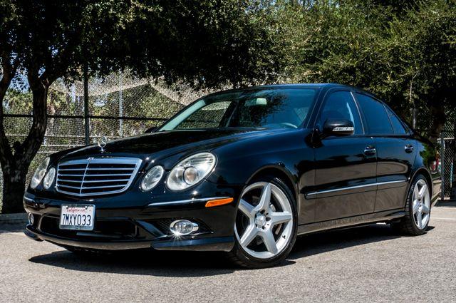 2009 Mercedes-Benz E350 Sport 3.5L Reseda, CA 1