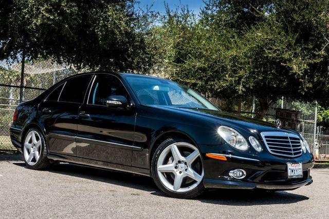 2009 Mercedes-Benz E350 Sport 3.5L Reseda, CA 3