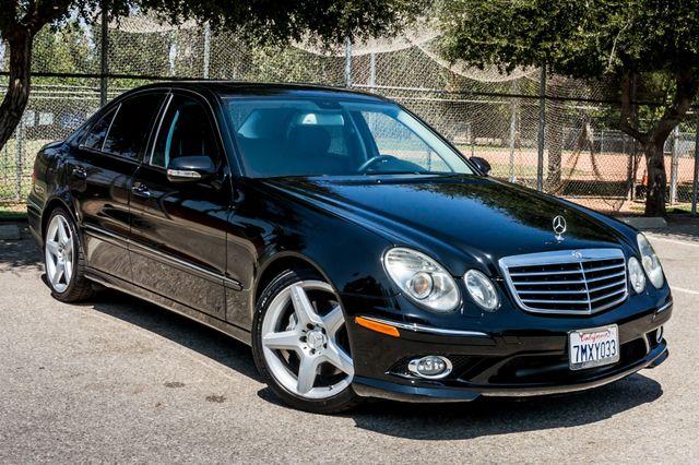 2009 Mercedes-Benz E350 Sport 3.5L Reseda, CA 45