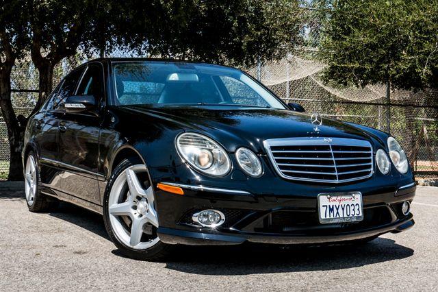 2009 Mercedes-Benz E350 Sport 3.5L Reseda, CA 44