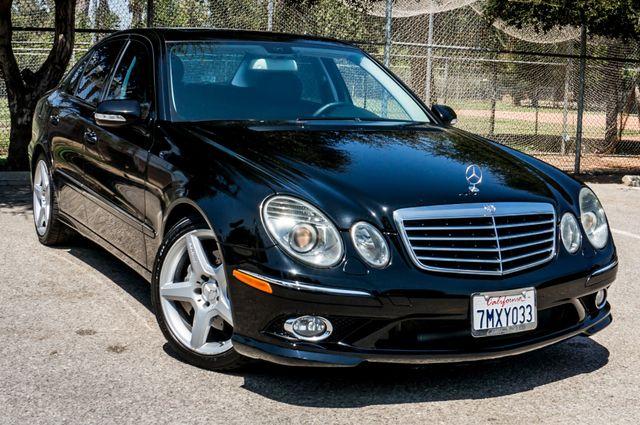2009 Mercedes-Benz E350 Sport 3.5L Reseda, CA 43