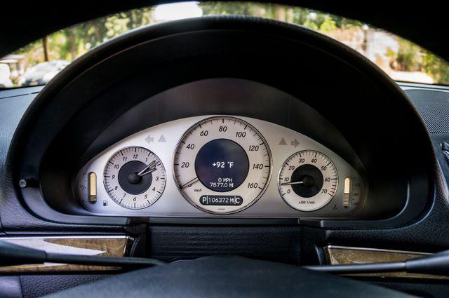 2009 Mercedes-Benz E350 Sport 3.5L Reseda, CA 16