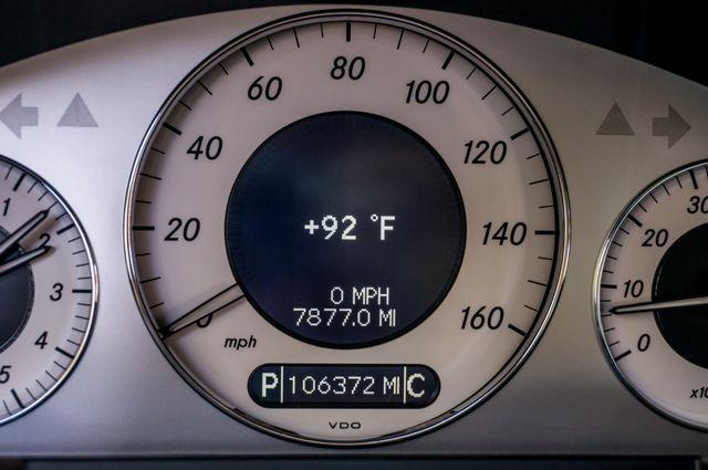 2009 Mercedes-Benz E350 Sport 3.5L Reseda, CA 17