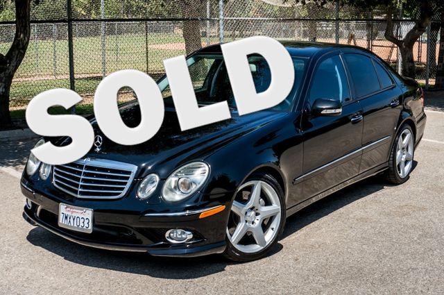2009 Mercedes-Benz E350 Sport 3.5L Reseda, CA