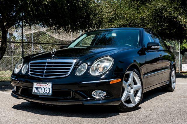 2009 Mercedes-Benz E350 Sport 3.5L Reseda, CA 41