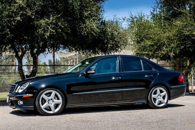 2009 Mercedes-Benz E350 Sport 3.5L Reseda, CA 4