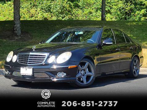 2009 Mercedes-Benz E350 71,000 Local Miles Sport Premium Heated HK Sound  in Seattle