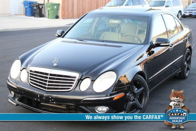 2009 Mercedes-Benz E350 SPORT PKG NAVIGATION XENON SERVICE RECORDS in Van Nuys, CA 91406