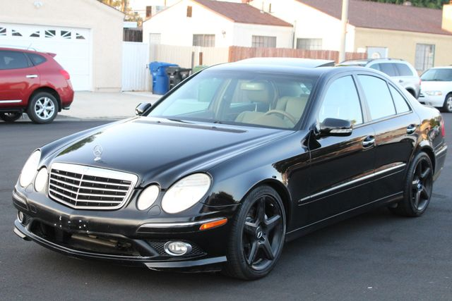 2009 Mercedes-Benz E350 SPORT PKG NAVIGATION XENON SERVICE RECORDS in Van Nuys, CA 91406