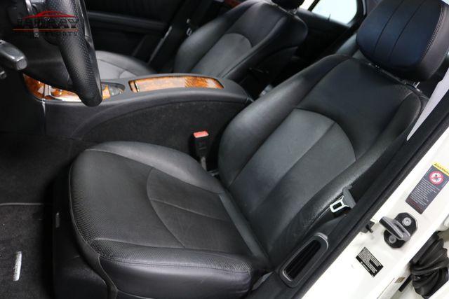 2009 Mercedes-Benz E550 Sport 5.5L Merrillville, Indiana 11