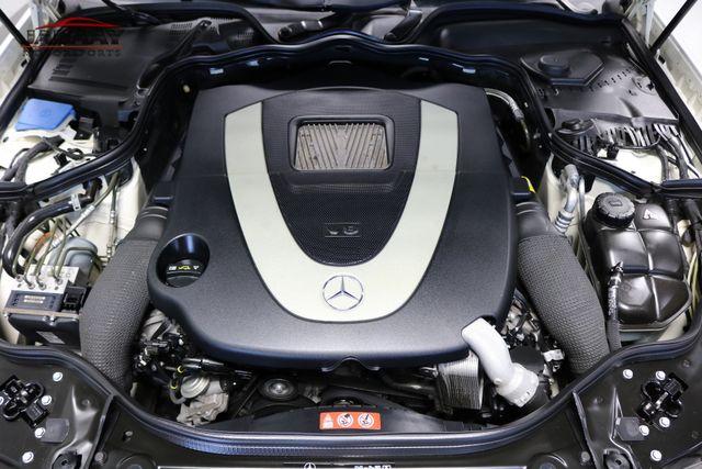 2009 Mercedes-Benz E550 Sport 5.5L Merrillville, Indiana 8