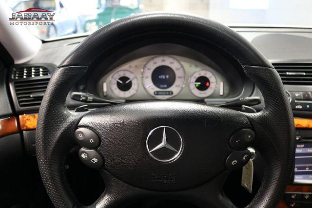 2009 Mercedes-Benz E550 Sport 5.5L Merrillville, Indiana 17