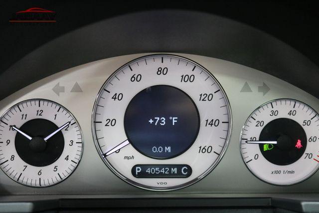 2009 Mercedes-Benz E550 Sport 5.5L Merrillville, Indiana 18