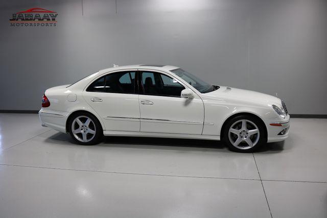 2009 Mercedes-Benz E550 Sport 5.5L Merrillville, Indiana 42