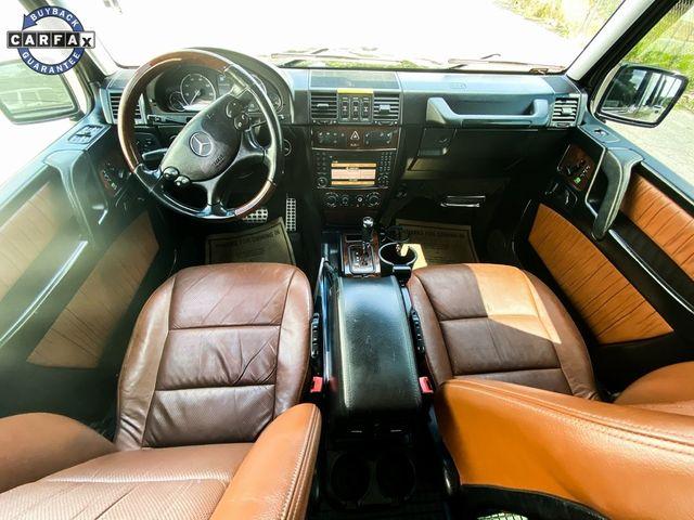 2009 Mercedes-Benz G550 5.5L Madison, NC 16