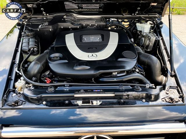 2009 Mercedes-Benz G550 5.5L Madison, NC 48