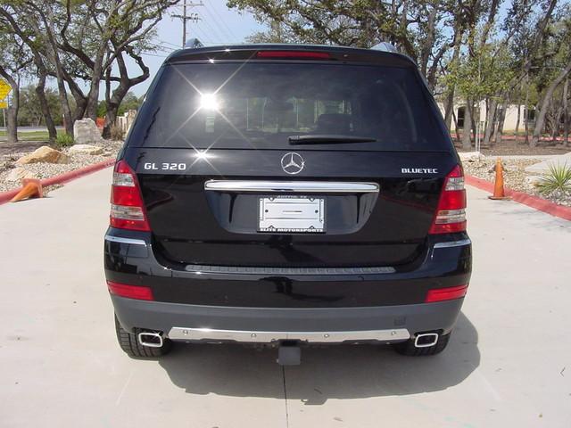 2009 Mercedes-Benz GL-Class 3.0L BlueTec Austin , Texas 3
