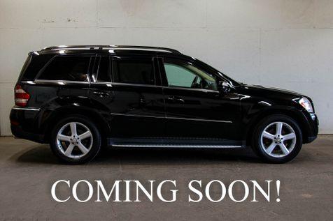 2009 Mercedes-Benz GL450 4Matic 4WD Luxury SUV w/3rd Row Seats Navigation Dual-Screen DVD Heated Seats & 20