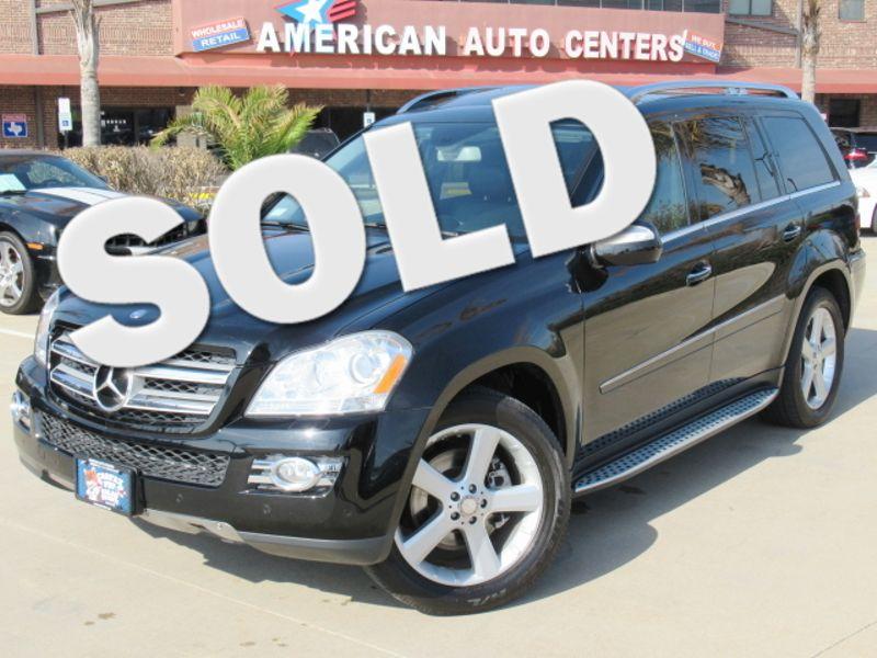 2009 Mercedes-Benz GL450 4.6L | Houston, TX | American Auto Centers in Houston TX