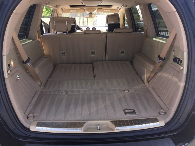2009 Mercedes-Benz GL450 NAV,Keyless Go , Rear dvd screens  and more  4.6L 4Matic (AWD) Boerne, Texas 13