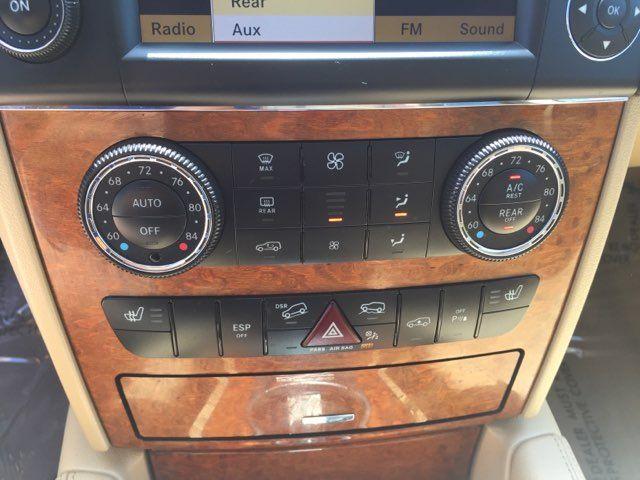 2009 Mercedes-Benz GL450 NAV,Keyless Go , Rear dvd screens  and more  4.6L 4Matic (AWD) Boerne, Texas 29