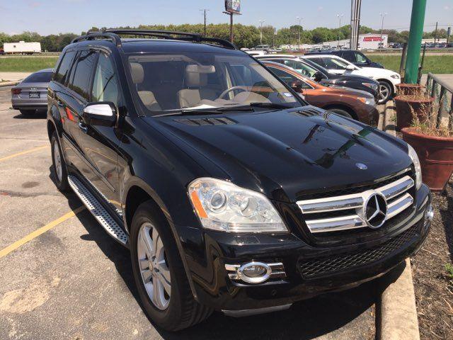 2009 Mercedes-Benz GL450 NAV,Keyless Go , Rear dvd screens  and more  4.6L 4Matic (AWD) Boerne, Texas 6
