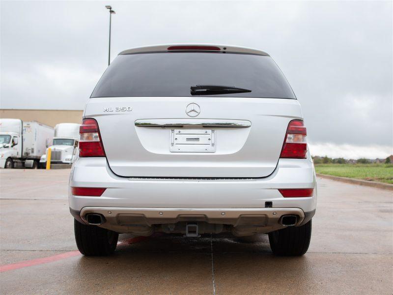 2009 Mercedes-Benz M Class ML350 in Rowlett, Texas
