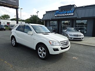 2009 Mercedes-Benz ML320 3.0L BlueTEC Charlotte, North Carolina