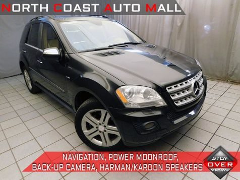 2009 Mercedes-Benz ML320 3.0L BlueTEC in Cleveland, Ohio