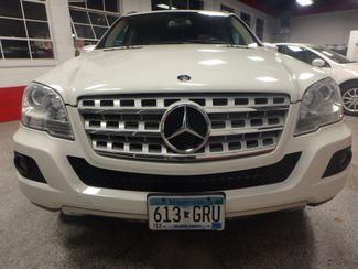 2009 Mercedes Ml320 Bluetec DIESEL. DVD, 4-MATIC. AWESOME SUV! Saint Louis Park, MN 22