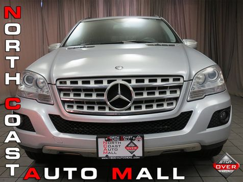 2009 Mercedes-Benz ML350 3.5L in Akron, OH