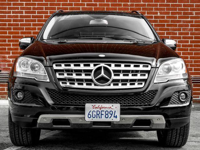 2009 Mercedes-Benz ML350 3.5L Burbank, CA 2