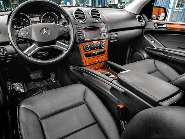 2009 Mercedes-Benz ML350 3.5L Burbank, CA 9
