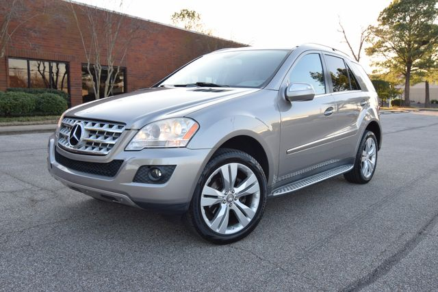 2009 Mercedes-Benz ML350 3.5L
