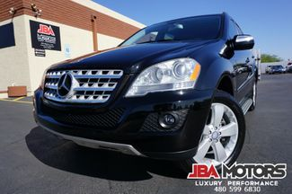 2009 Mercedes-Benz ML350 ML Class 350 4Matic AWD SUV P02 Pkg HUGE $55k MSRP | MESA, AZ | JBA MOTORS in Mesa AZ