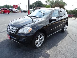 2009 Mercedes-Benz ML350 3.5L Valparaiso, Indiana 0