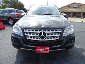 2009 Mercedes-Benz ML350 3.5L Valparaiso, Indiana 1