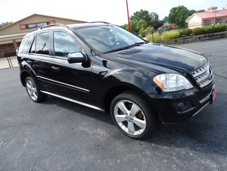 2009 Mercedes-Benz ML350 3.5L Valparaiso, Indiana 2
