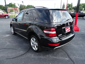 2009 Mercedes-Benz ML350 3.5L Valparaiso, Indiana 5