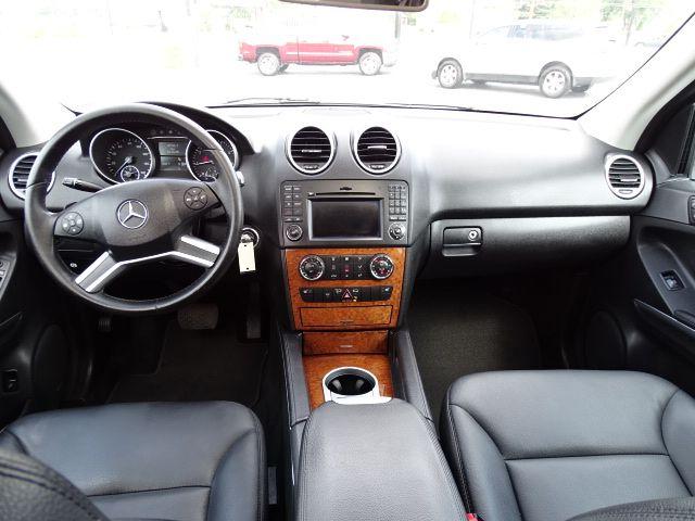 2009 Mercedes-Benz ML350 3.5L Valparaiso, Indiana 6
