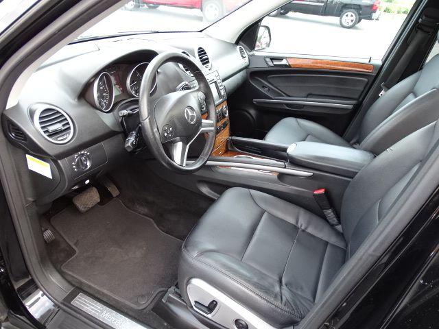 2009 Mercedes-Benz ML350 3.5L Valparaiso, Indiana 7